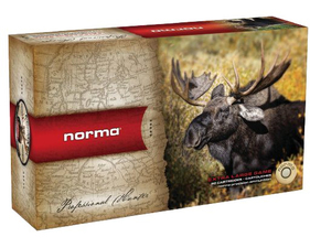 Boîte de 20 cartouches NORMA .30-06 Spg 180 grs à pointe plastique