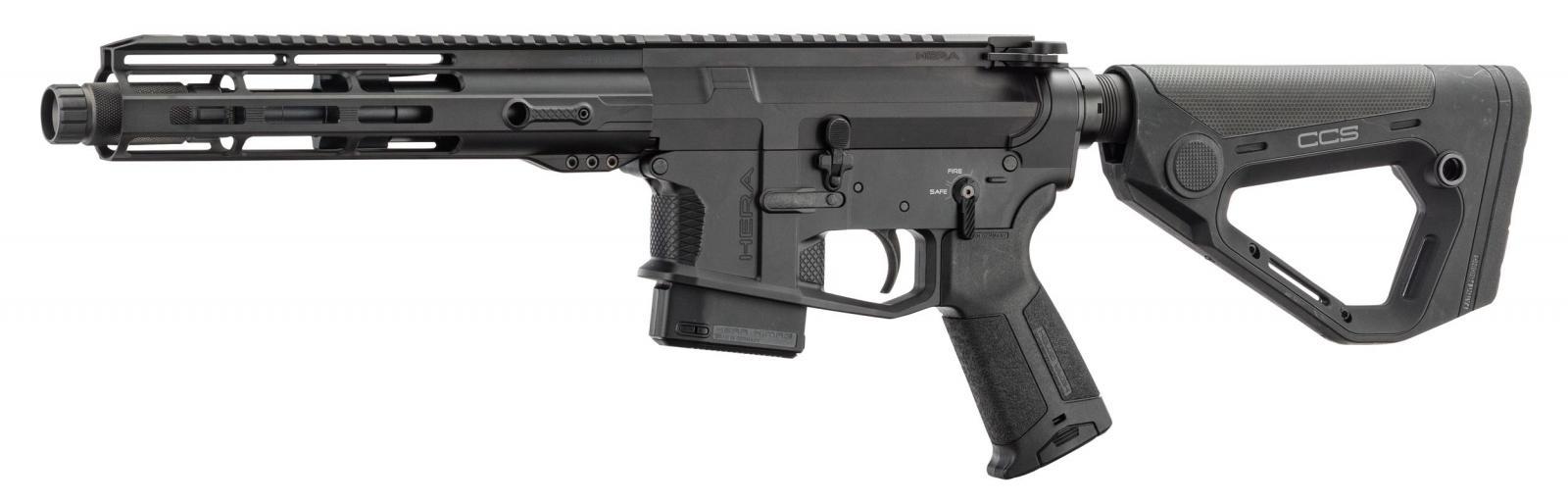 "Carabine type AR15 HERA ARMS 15TH LS40/US010 7.5"""