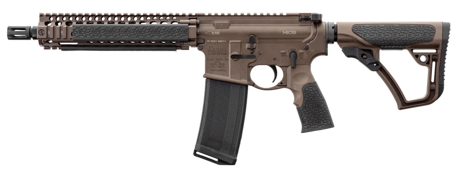 "Carabine DANIEL DEFENSE MK-18 Canon 10.3"" Cal. 223"