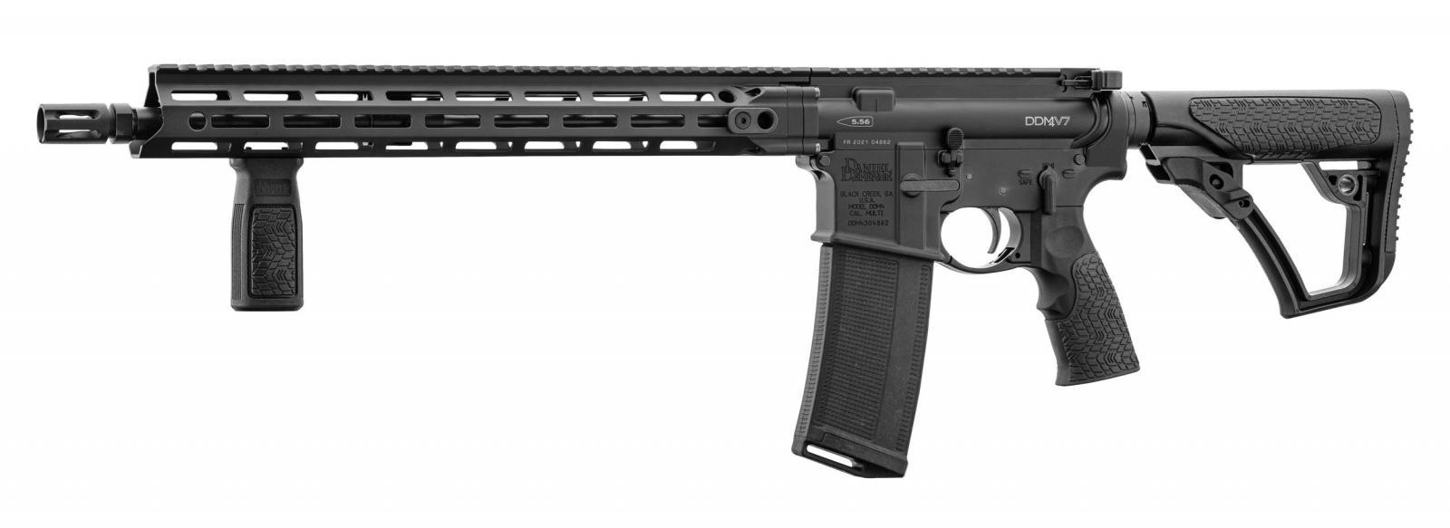 Carabine DANIEL DEFENSE DDM4 V7 type AR15 Cal. 223 (5.56x45)