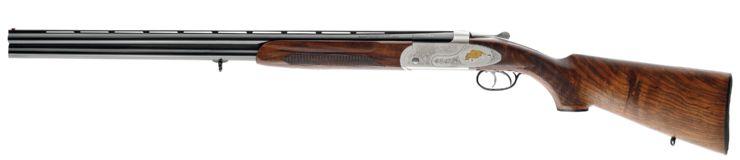 Fusil superposé VERNEY CARRON SAGITTAIRE AQUILON ST HUBERT Cal. 12/76
