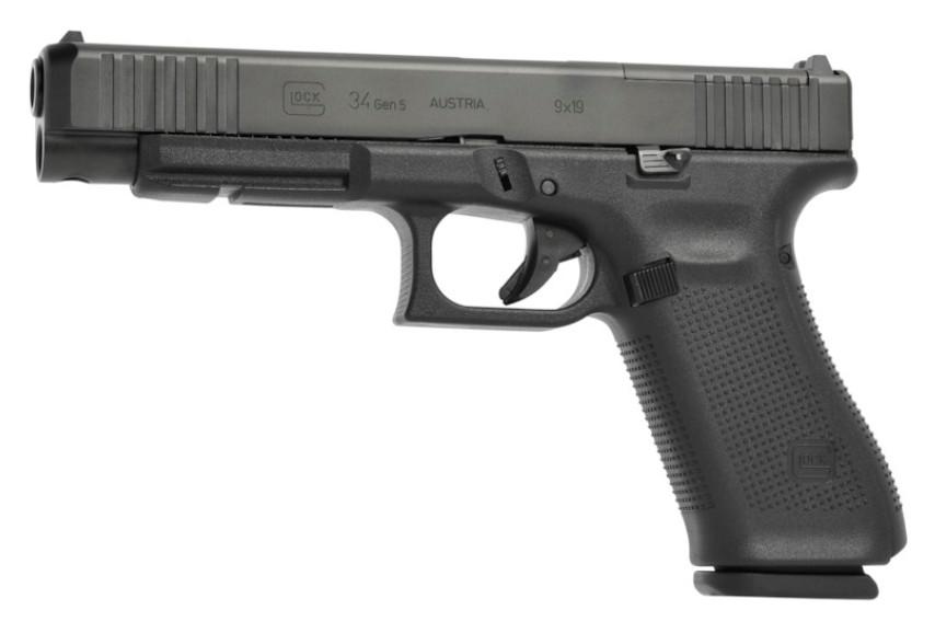 Pistolet GLOCK 34 Gen5 MOS FS Cal. 9x19 mm
