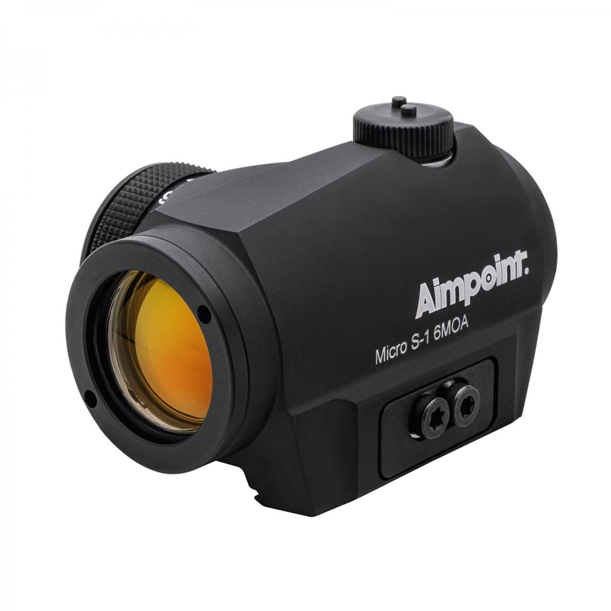 Viseur point rouge AIMPOINT MICRO S1 - 6 MOA