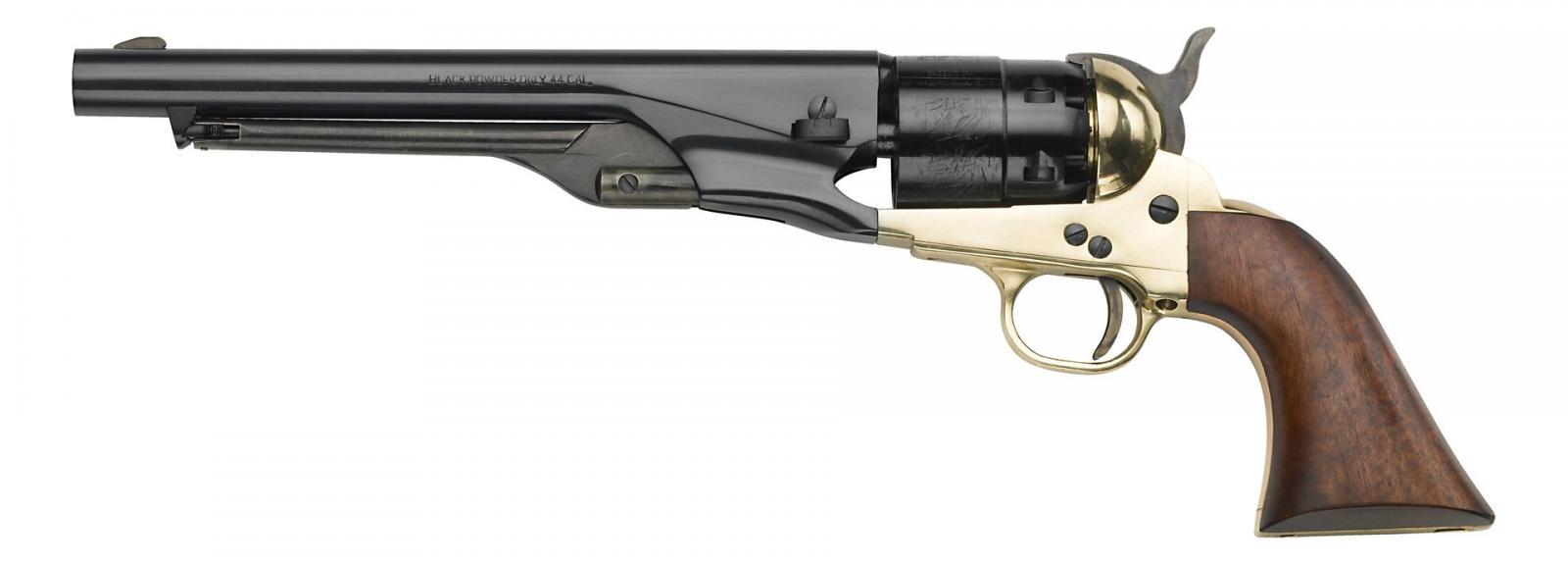 Revolver PIETTA 1860 ARMY LAITON Cal. 44