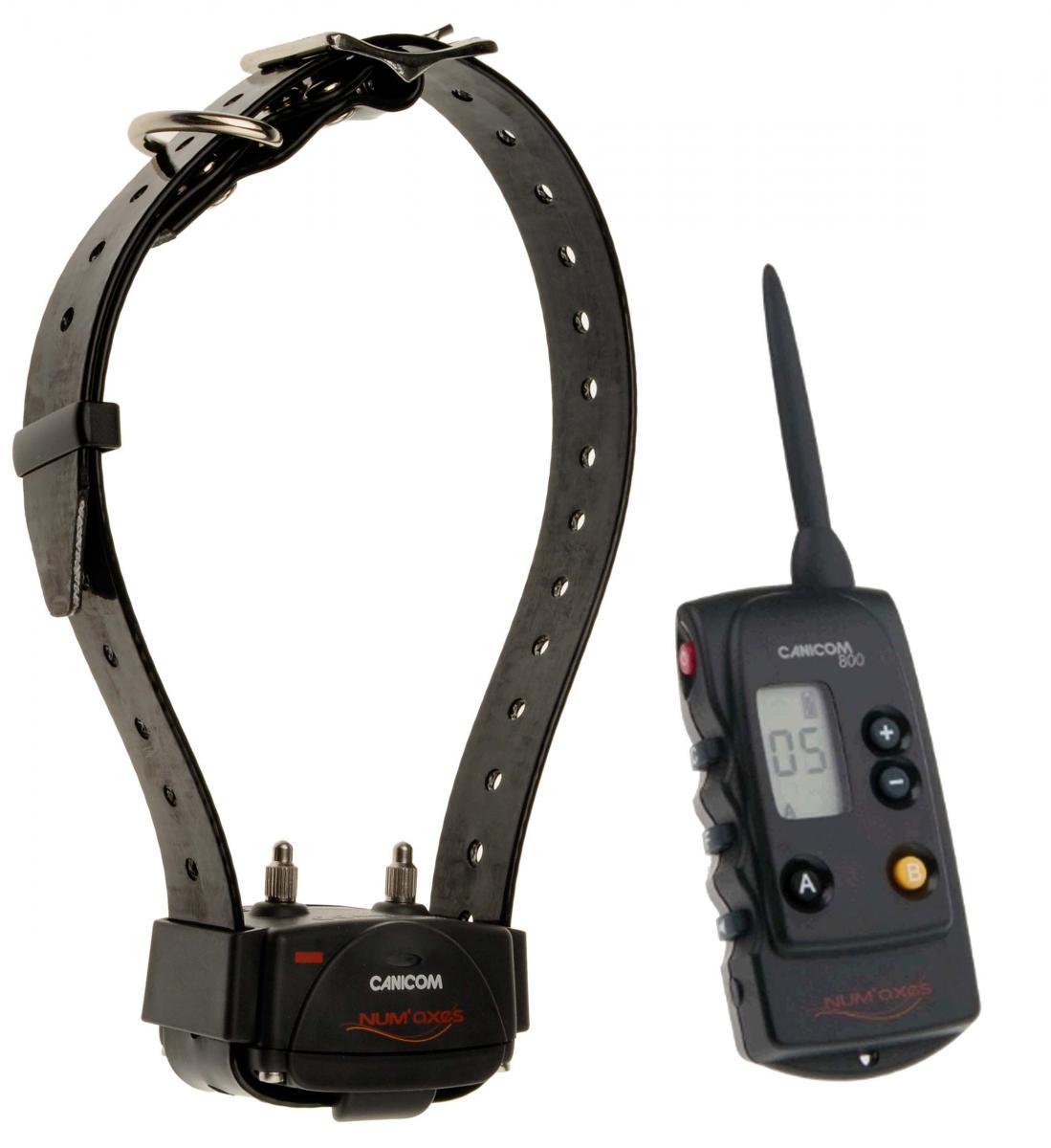 Kit collier d'éducation chien NUM'AXES Canicom 800