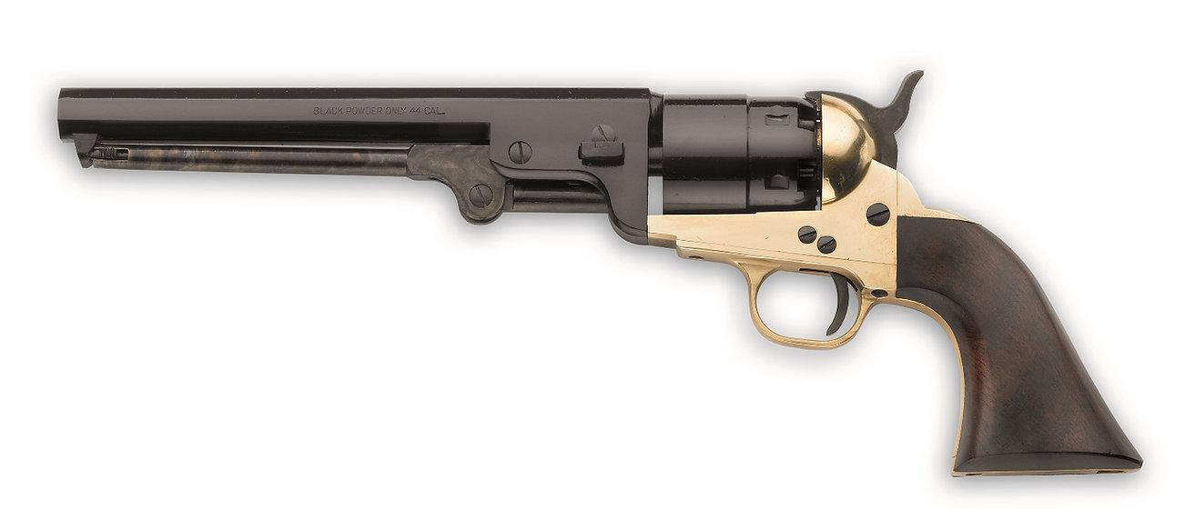 Revolver PIETTA 1851 NAVY LAITON Cal. 44