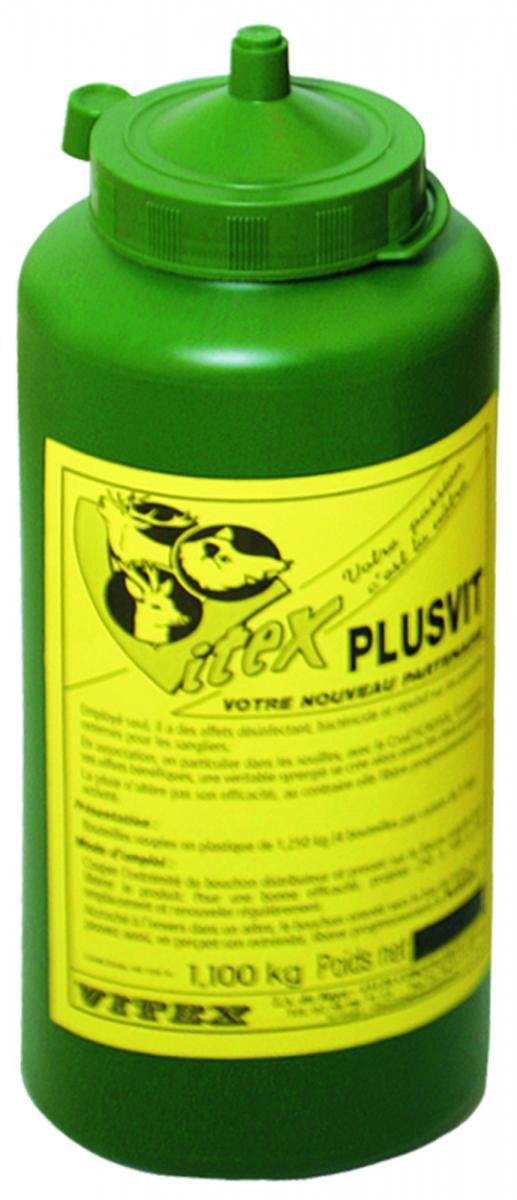 Goudron bouteille PLUX PLUSVIT x4
