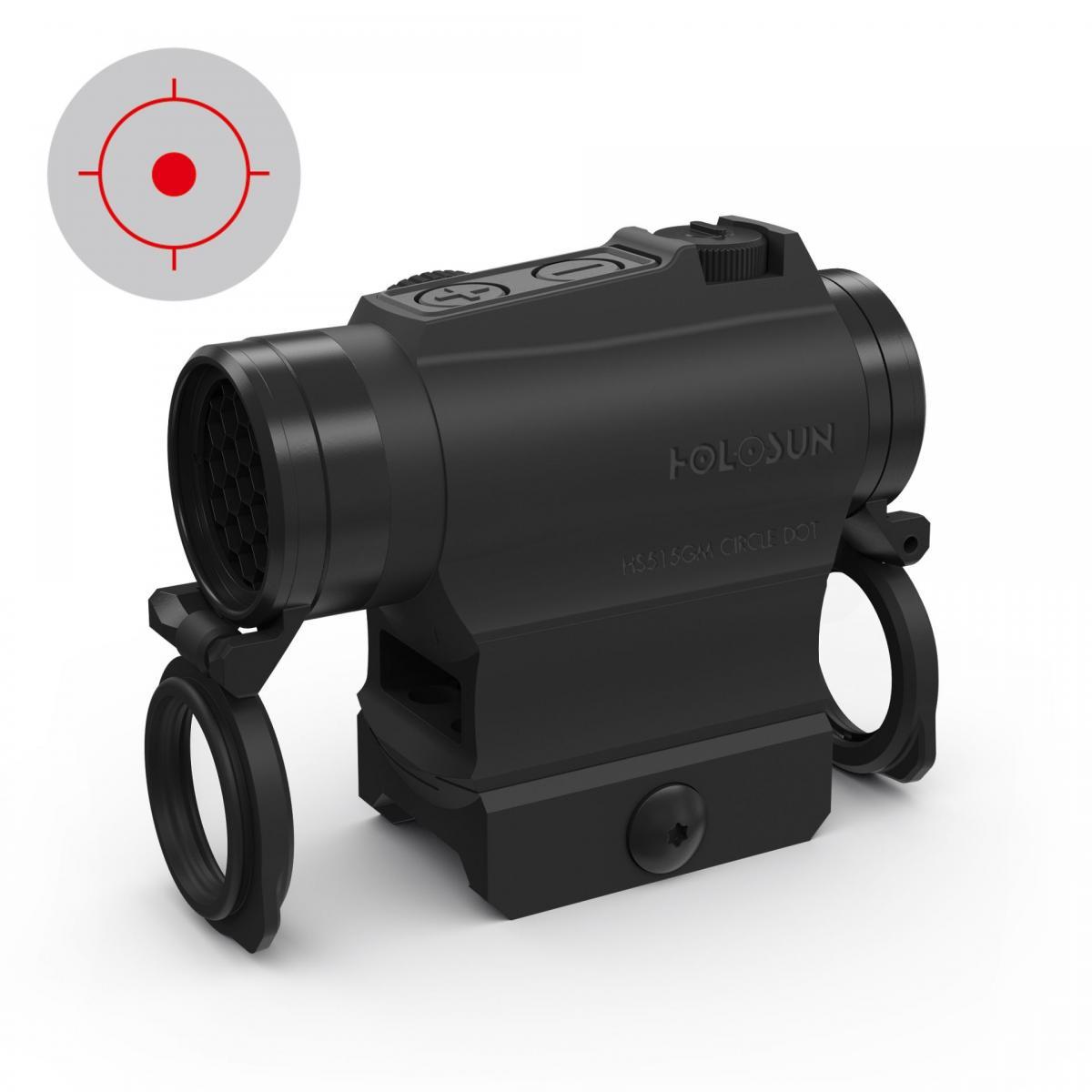 Viseur point rouge HOLOSUN HS515 GM