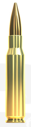 Boite de 50 cartouches cal. 308 Win SELLIER & BELLOT 147 gr FMJ