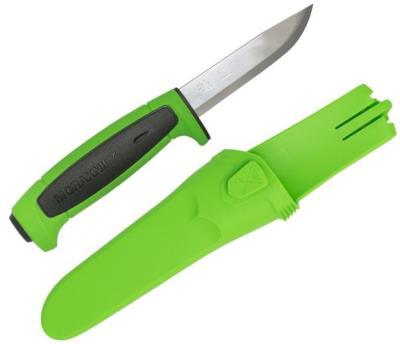 Couteau MORA KNIVE BASIC 546 avec étui plastique