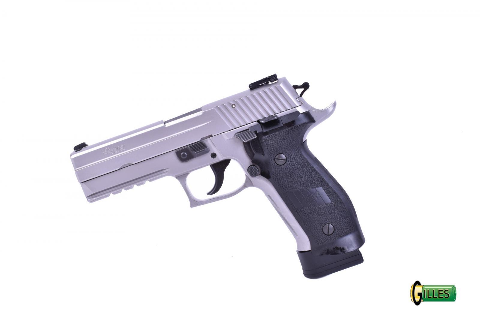 OCCASION Pistolet SIG P226 LDC Cal 9mm