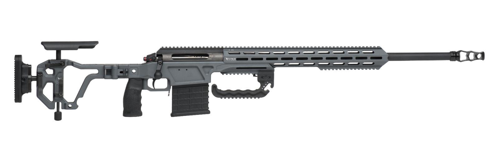 "Carabine a repetition VICTRIX Scorpio V Gris 26"" Cal. 338 LAPUA"