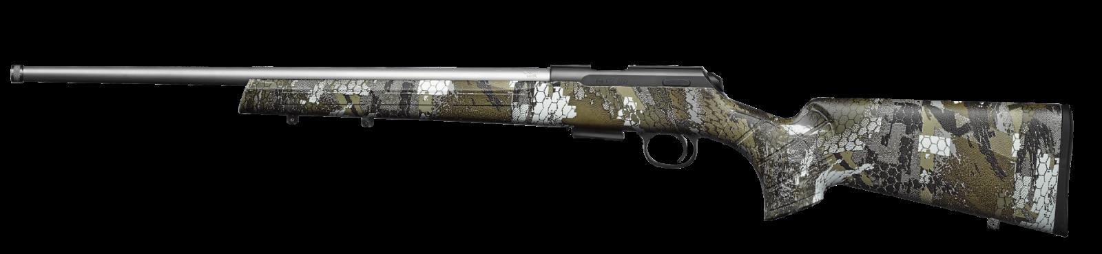 "Carabine CZ 457 Stainless Camo 20"" Cal. 22lr"