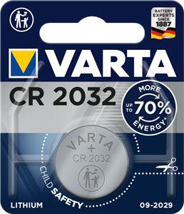 Pile VARTA CR2032 Bouton Lithium