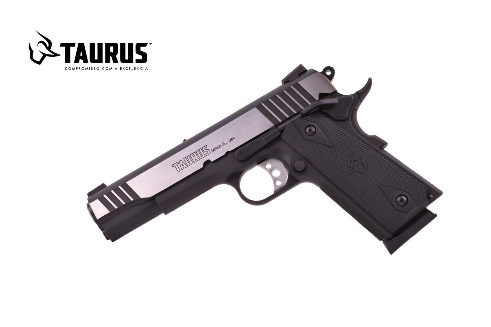 P.S.A. TAURUS PT1911 DUO TONE Cal. 45ACP