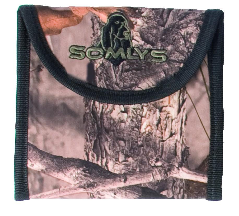 Pochette camo pour balles de chasse SOMLYS