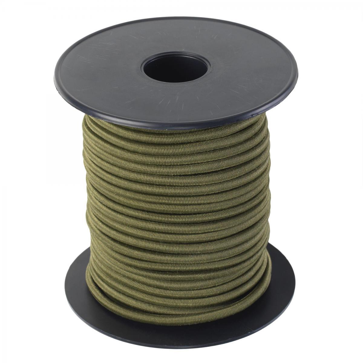 Élastique à appelant 4mm x 25m vert