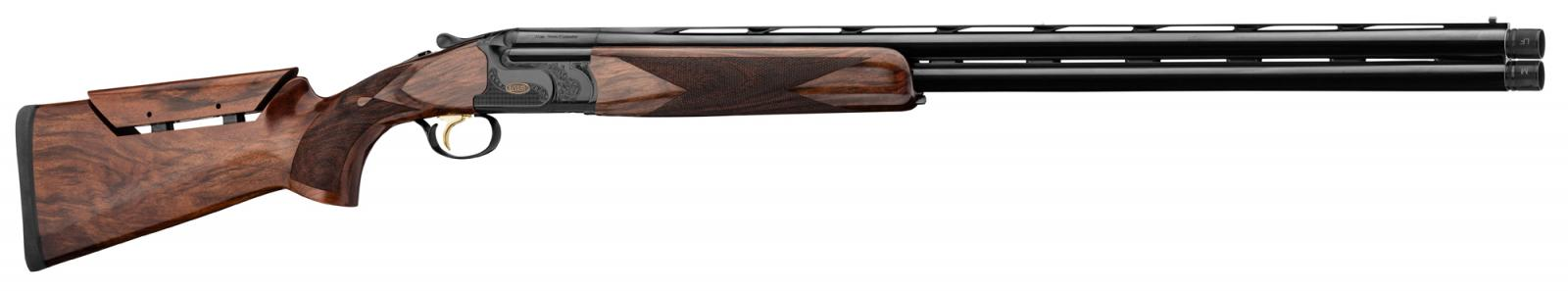 Fusil superposé CAESAR GUERINI Invictus I Black Sporting Cal. 12/76