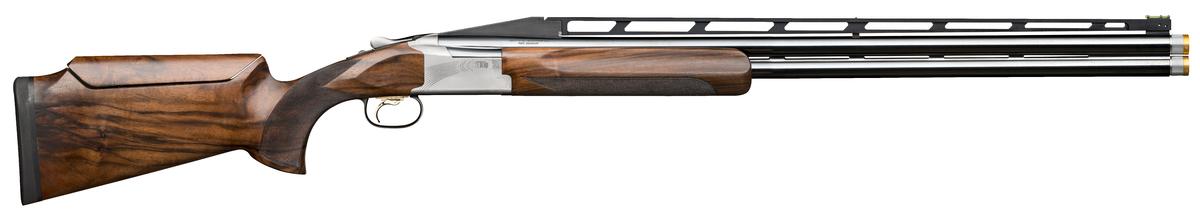 Fusil superposés BROWNING B725 Pro Trap CaL. 12/70 Bande haute
