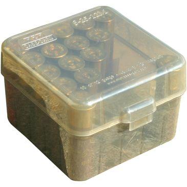 Boite de rangement MTM pour 25 cartouches Cal. 12 Mag Smoke