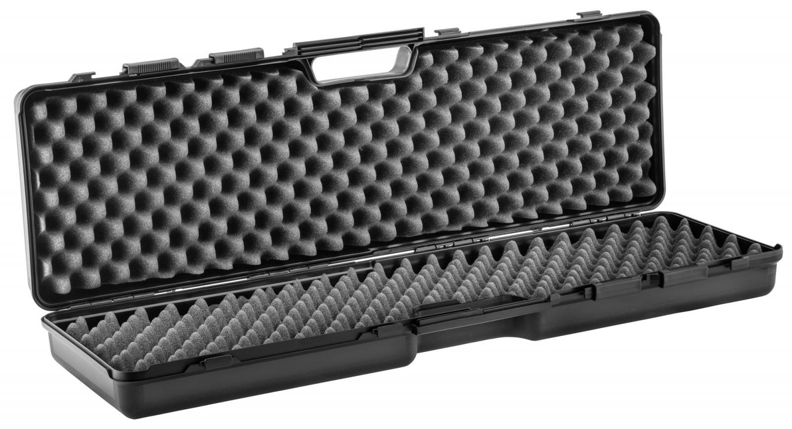 Mallette de transport ABS arme longue noire 1M22