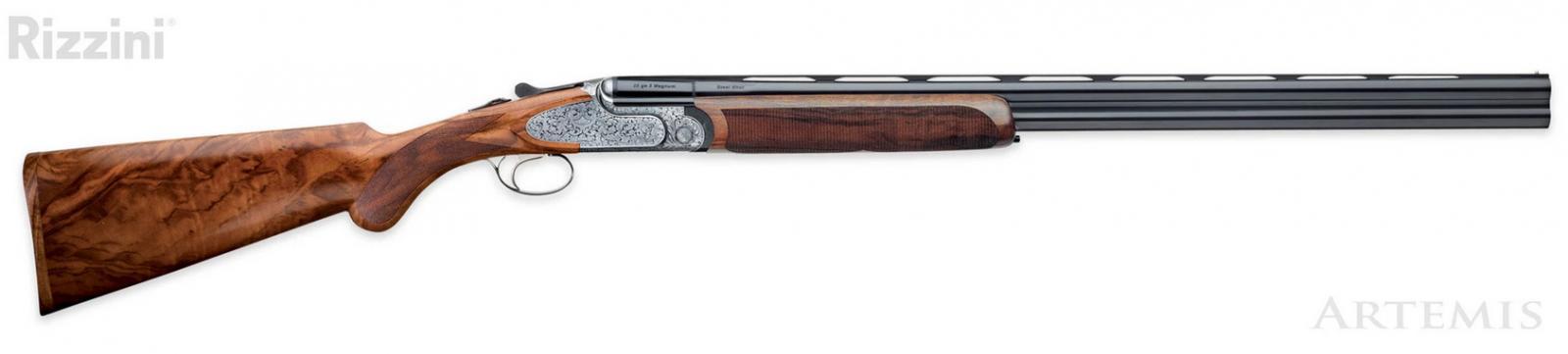 Fusil superposé RIZZINI Artemis Acier Cal. 12/76