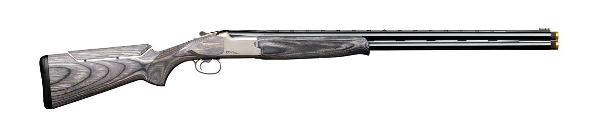 Fusil superposé BROWNING B525 Sporter Lamellé Ajustable Cal. 12/76