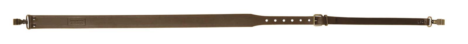 Bretelle de fusil en croûte de cuire avec mousquetons COUNTRY SELLERIE
