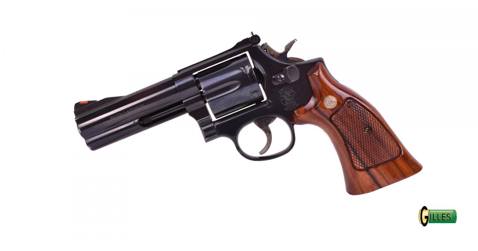 OCCASION Revolver S&W 586 canon 4'' Cal. 357 mag