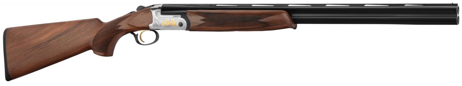 Fusil superposé FABARM Elos A2 Classic Gold cal. 20/76