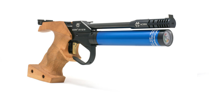 Pistolet air comprimé MORINI CM 162MI Junior - Droitier cal. 4.5 mm