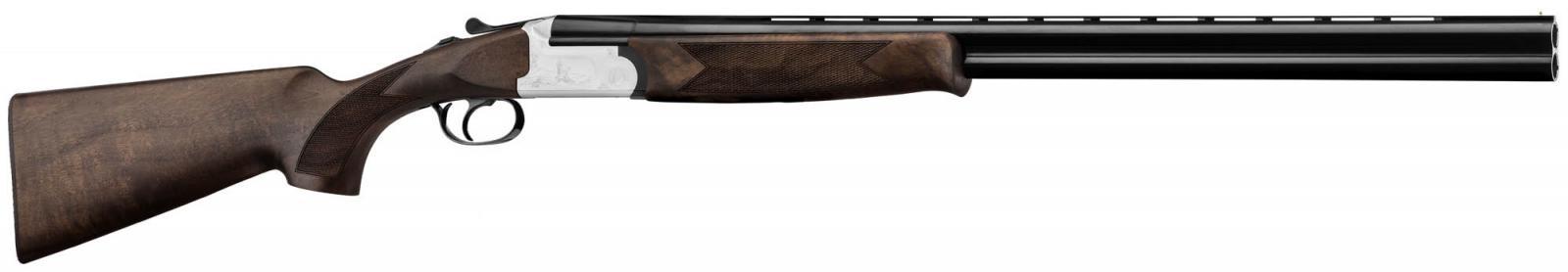 Fusil superposé FAIR PREMIER ACIER Cal 20/76 finition argent