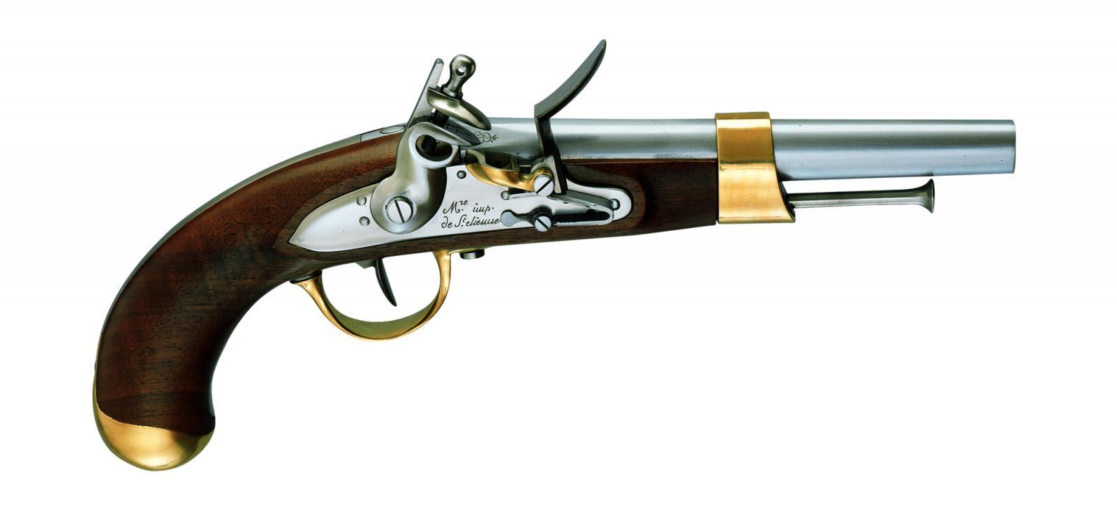 Pistolet D. PEDERSOLI AN XIII Cal. 69