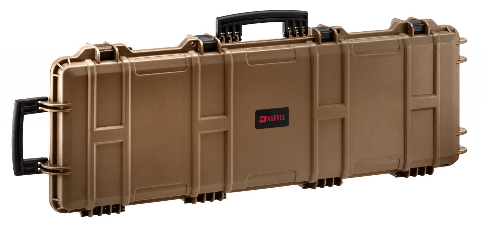 Mallette Waterproof NUPROL 103x33x15cm TAN