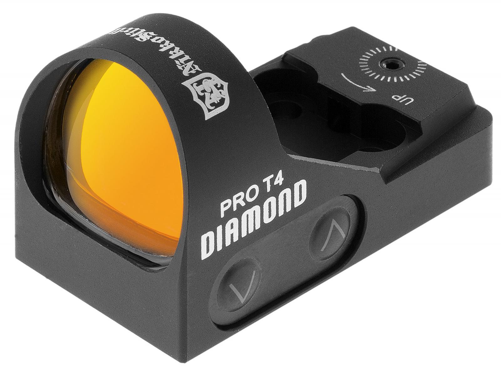 Viseur point rouge NIKKO STIRLING Pro T4 Diamond
