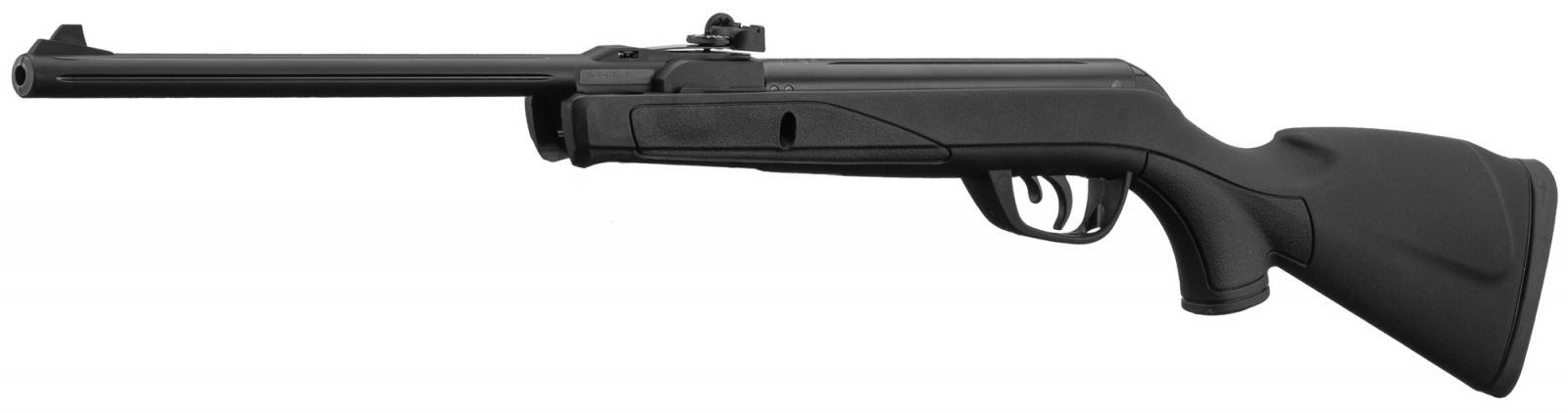 Carabine à air comprimé GAMO Delta Black 4.5 mm - 7.5 J