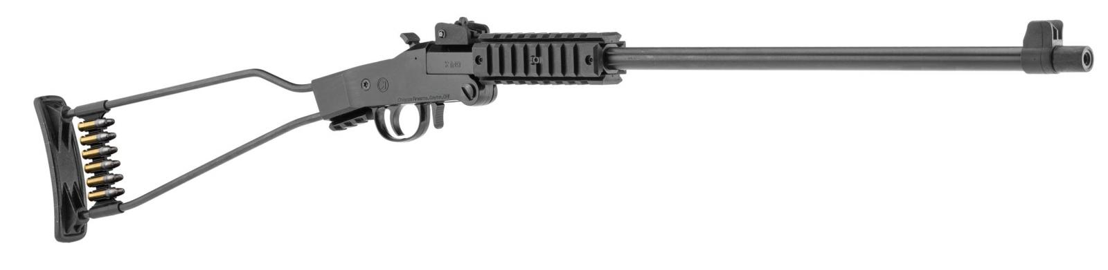 Carabine pliante CHIAPPA Little Badger cal 17 HMR