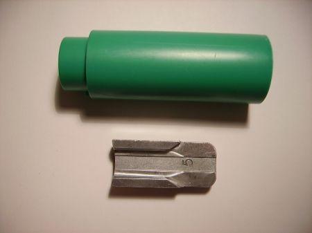 Adaptateur pour trieur de douilles cal 9mm D14284