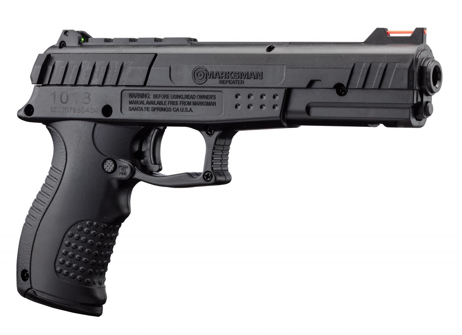 Pistolet à air compriméé BEEMAN Maksman 1018 cal. 4.5 mm