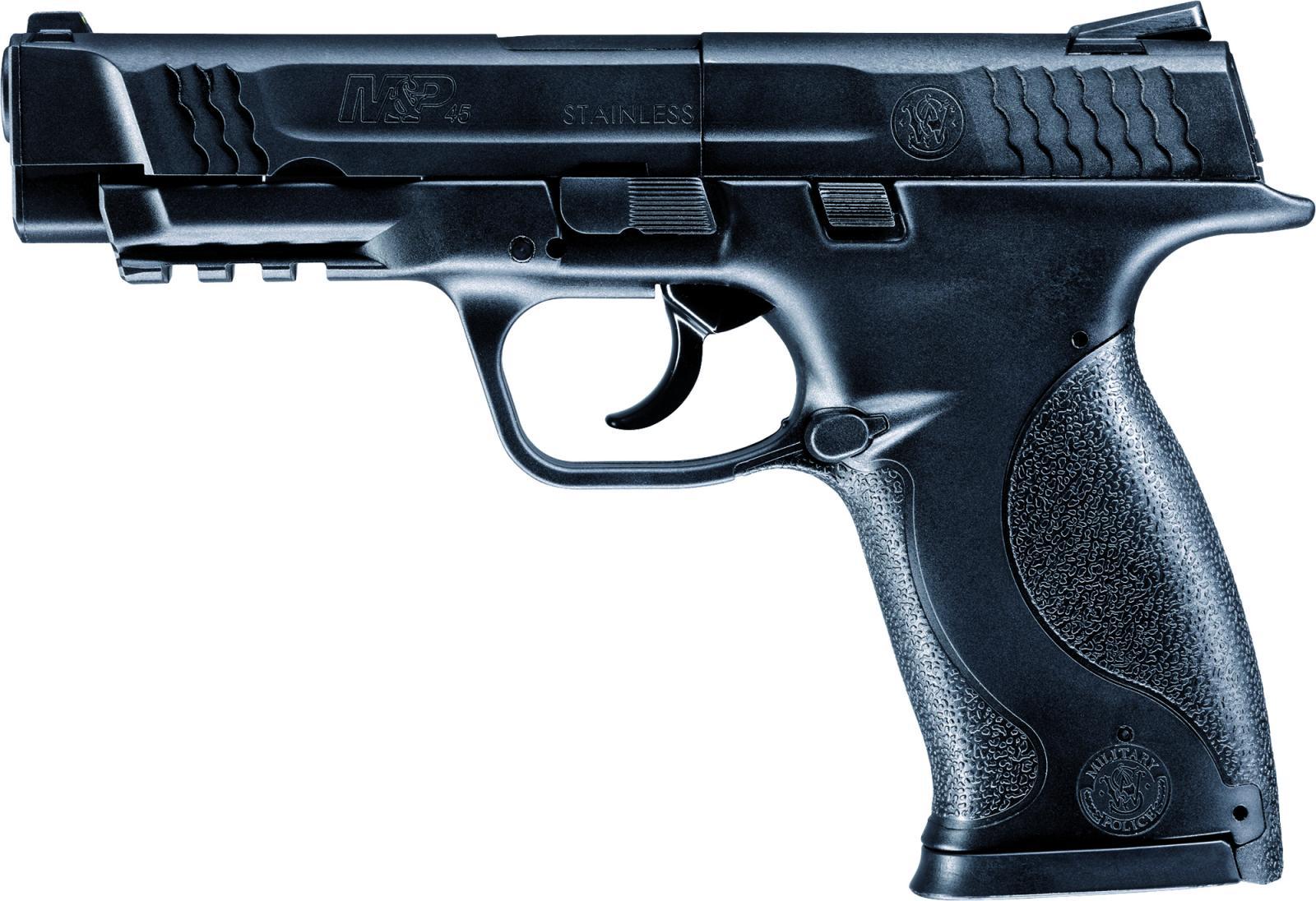Pistolet à plomb SMITH & WESSON MP45 CO2 cal. 4.5 mm