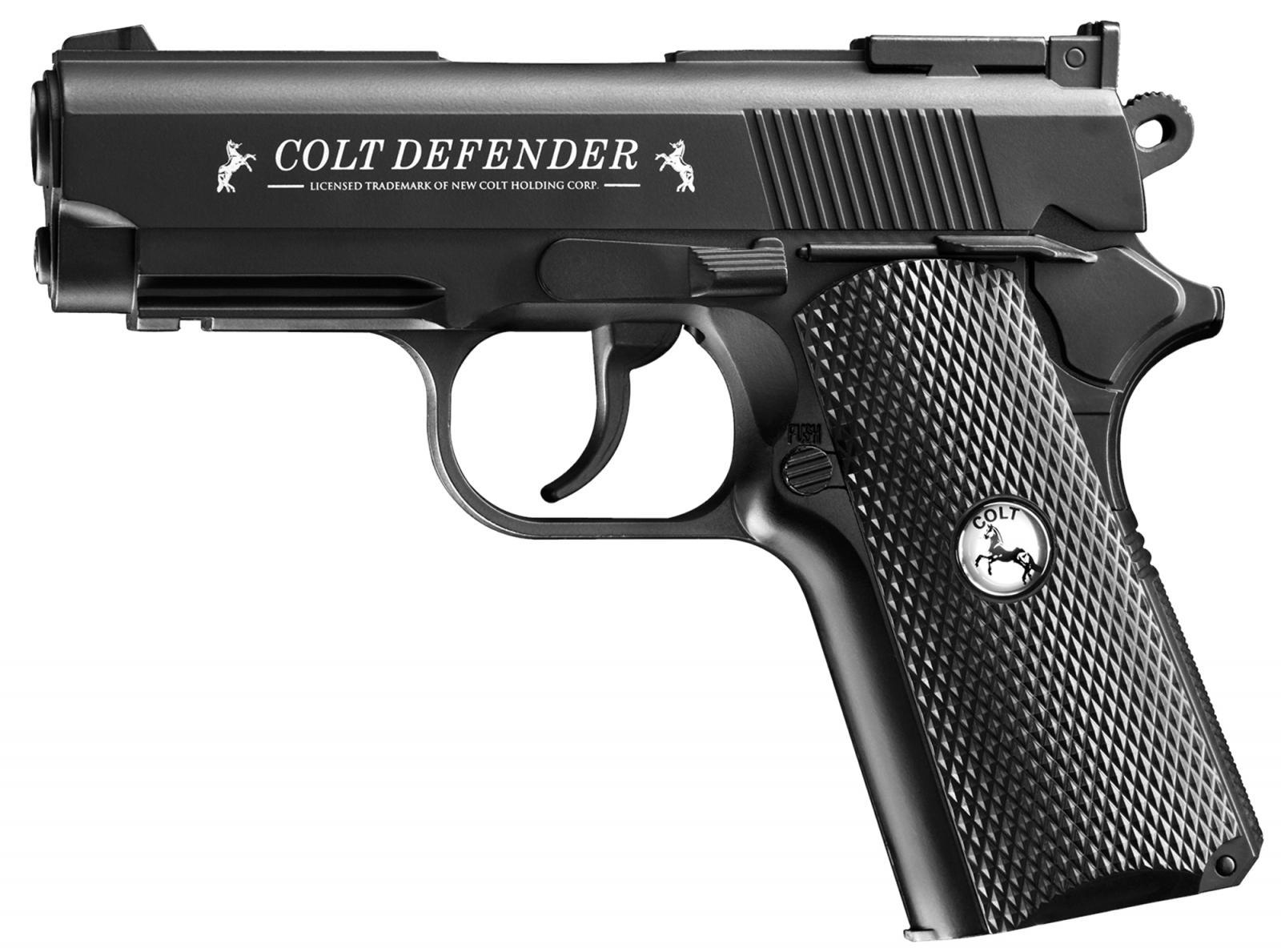 Pistolet C02 COLT DEFENDER cal 4.5 mm