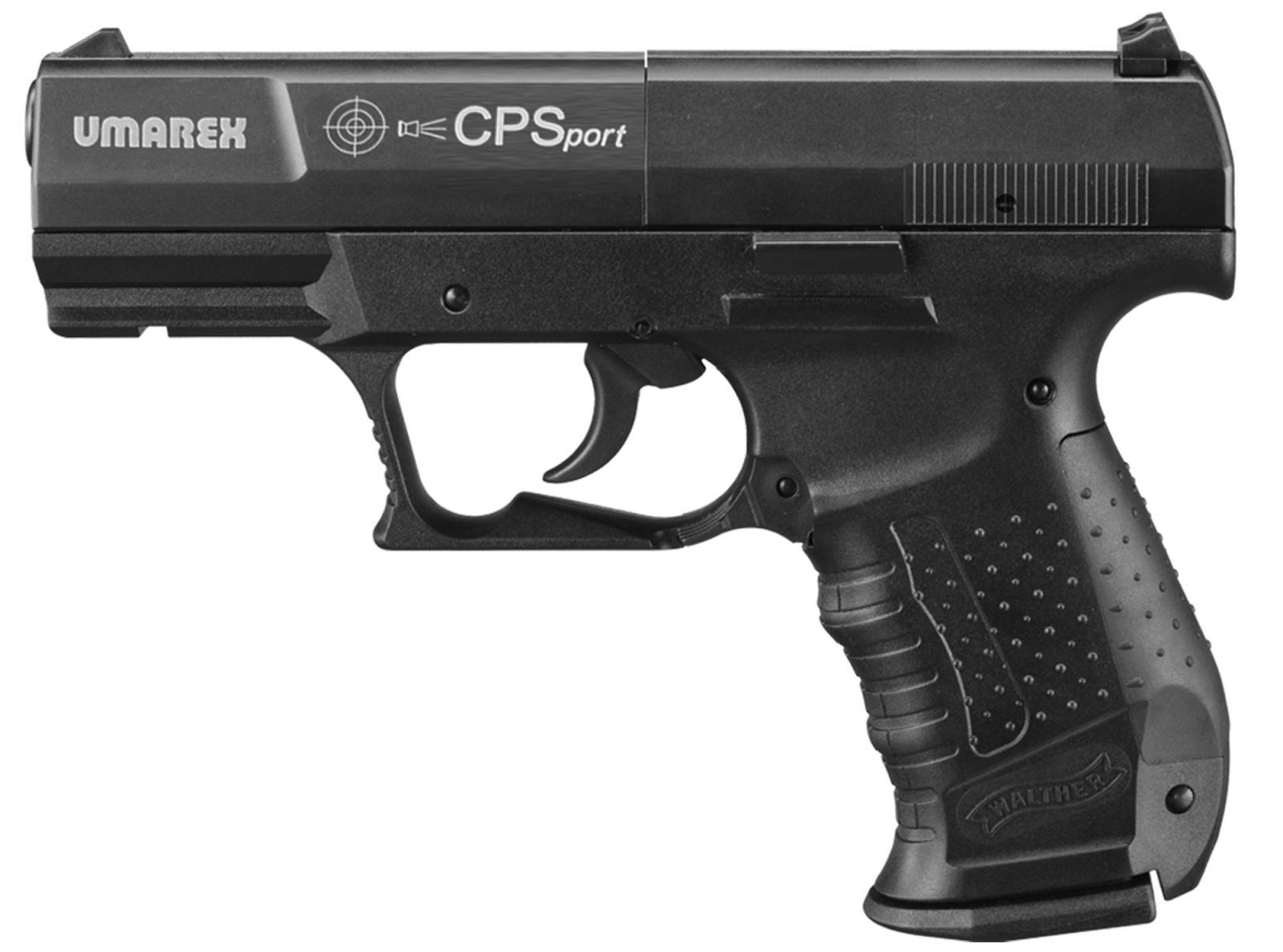 Pistolet CO2 UMAREX CP Sport Cal. 4.5 mm