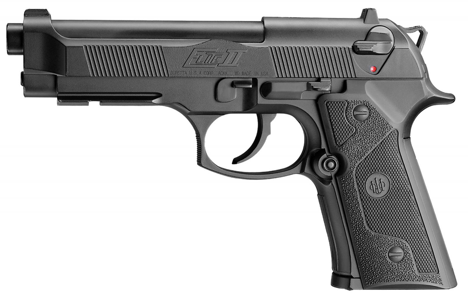 Pistolet CO2 BERETTA Elite II Cal. 4.5 mm