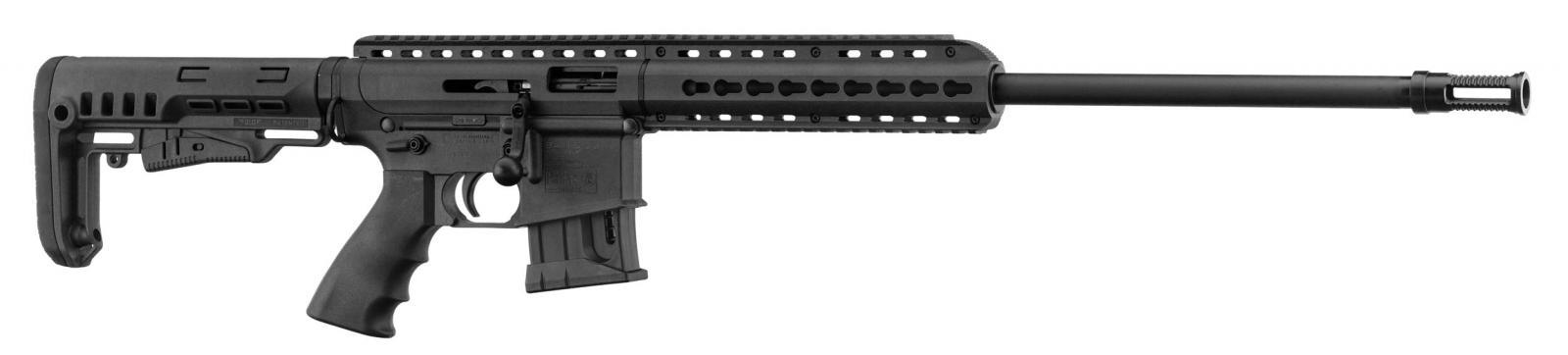 Carabine à verrou DEEP PALLAS Modèle BA15-22 Noir Cal. 22lr