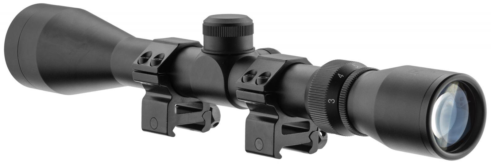 Lunette de tir RTI 3-9x40 avec montage rail 21 mm