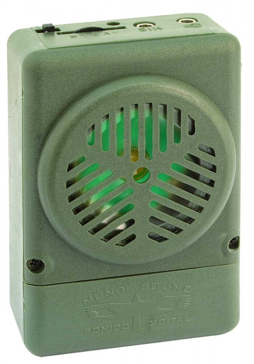 """Amplificateur micro d'approche de gibier """"Veilleur de nuit"""""""
