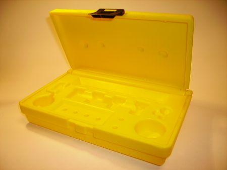 Boite plastique pour ranger les accessoires du case trimmer FORSTER FAC5000