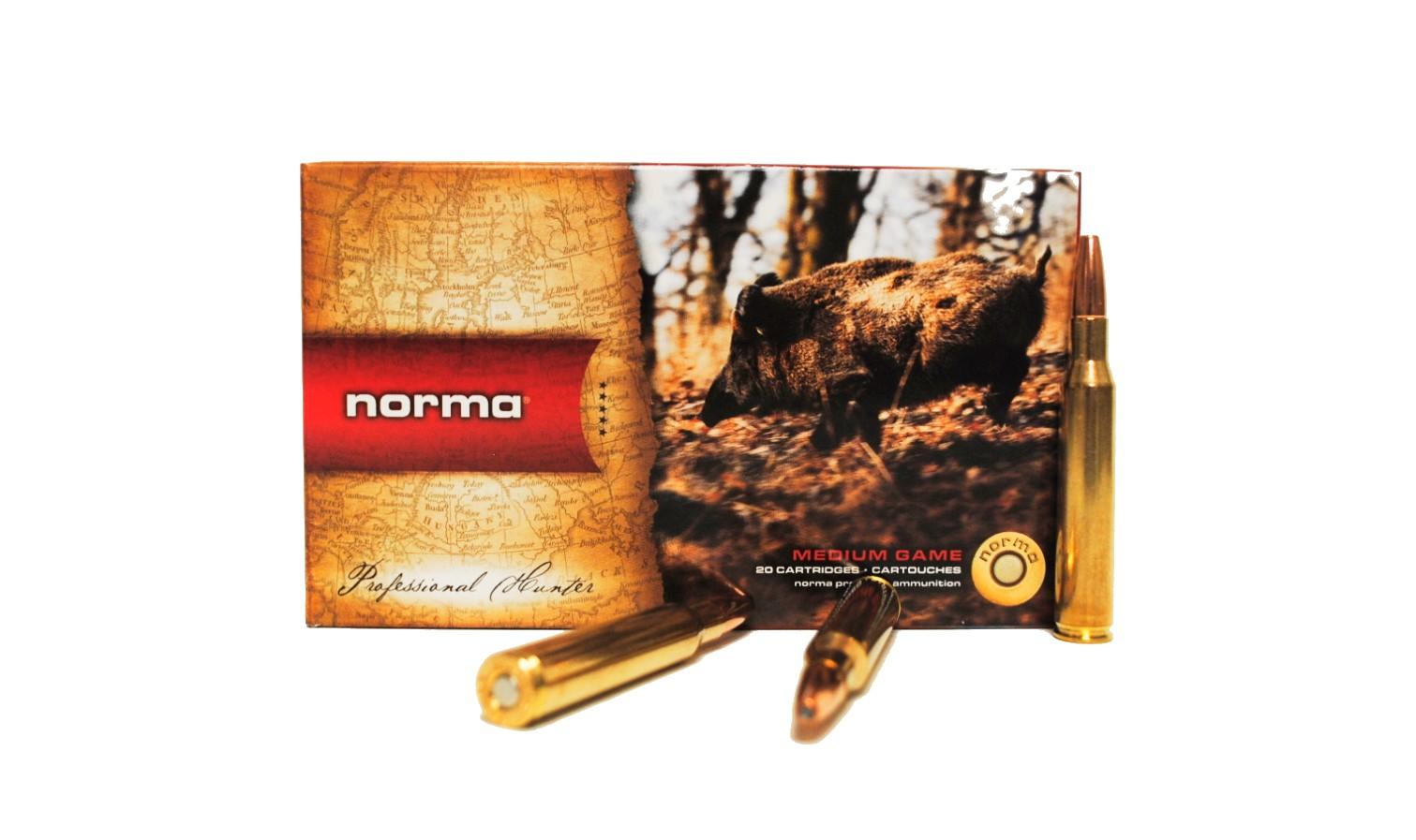 Boite de 20 cartouches calibre 280  NORMA Vulkan N17051