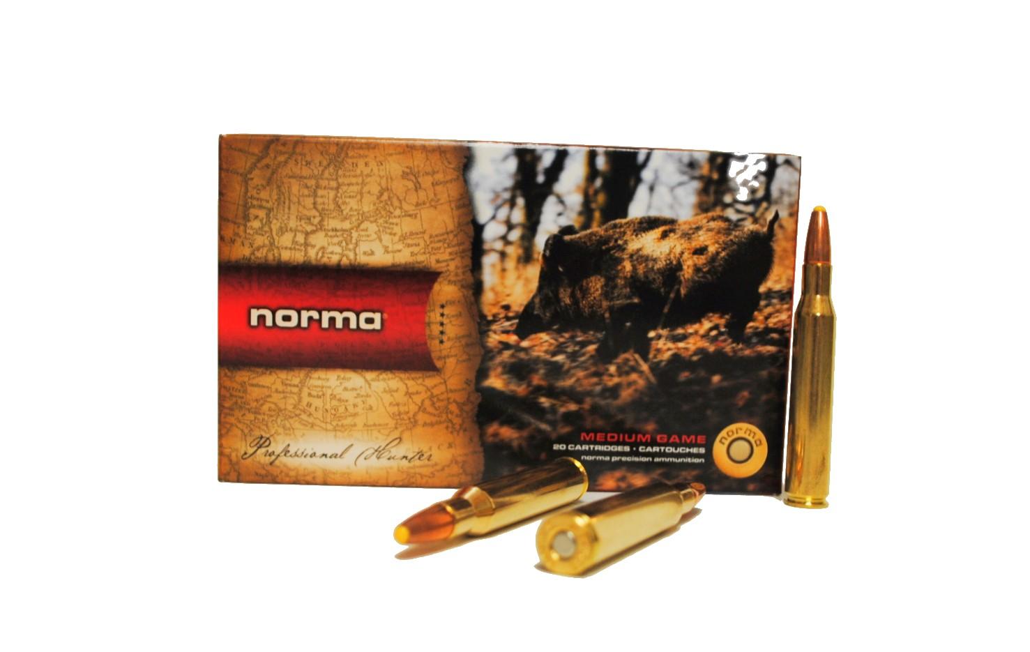 Boite de 20 cartouches calibre 280  NORMA Dual Core N17060