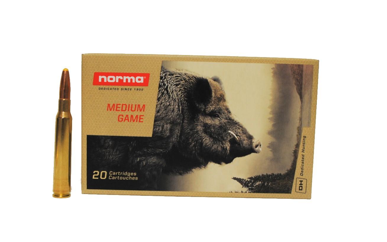 Boite de 20 cartouches NORMA Dual Core calibre 7 x 64  N17019